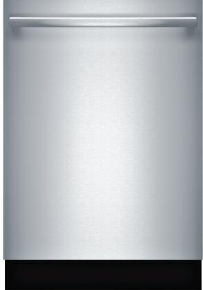 Bosch SHXM63W55N 300 Series 24 Built In Fully Integrated Dishwasher with 5 Wash Cycles, in Stainless Steel