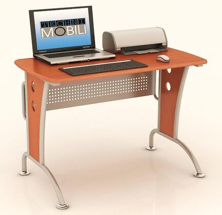 RTA-8338-DH33 Techni Mobili Computer Desk with CPU