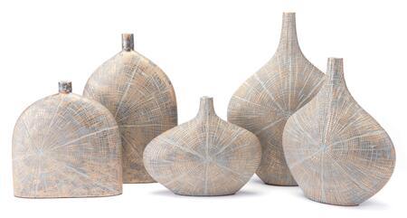 A10567 Solar Tall Vase Antique