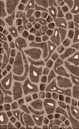 Gsagv8914sq000912 Gillespie Avenue Gv8914-9 X 12 Hand-tufted Premium Blended Wool With Viscose Accents Rug In Beige  Rectangle