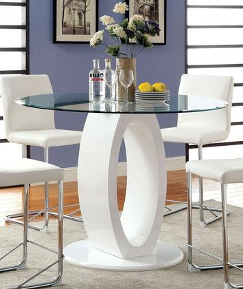 Lodia I Collection CM3825WH-RT-TABLE 48