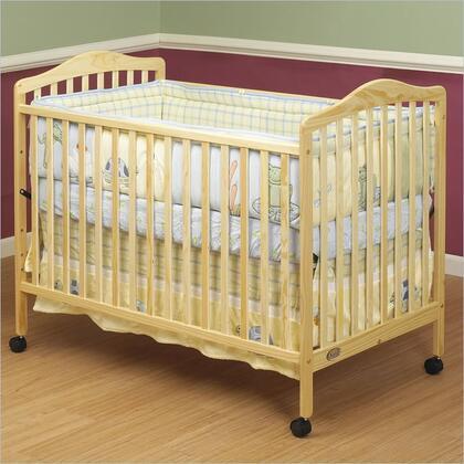 370N Jenny 3-in-1 Convertible Crib in
