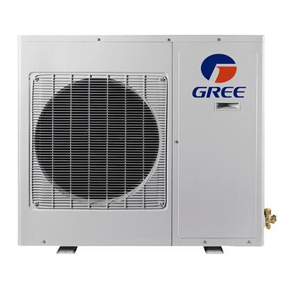 MULTI24HP230V1AO Multi Zone Mini-Split Heat Pump Outdoor Condenser Unit with Low Ambient Cooling down to 5 degree F: 208-230V  26000