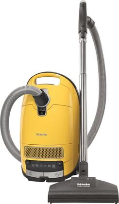 41GFE036USA Complete C3 Calima Canister Vacuum with Low-Noise 1200W Vortex Motor  6 Power Settings  +/- Controls  Lightweight Construction  and 36 Foot