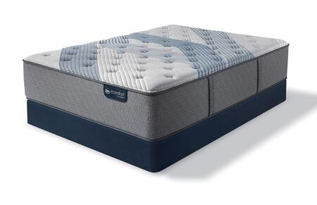 iComfort Hybrid 500821851-FMF Set with Blue Fusion 1000 Luxury Firm Full Mattress +