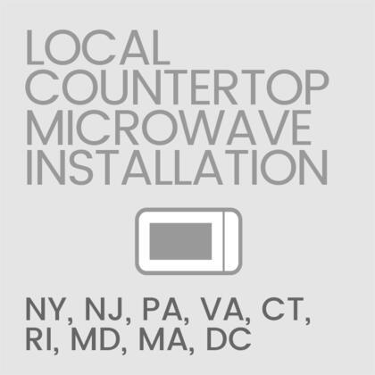 Installation of Countertop