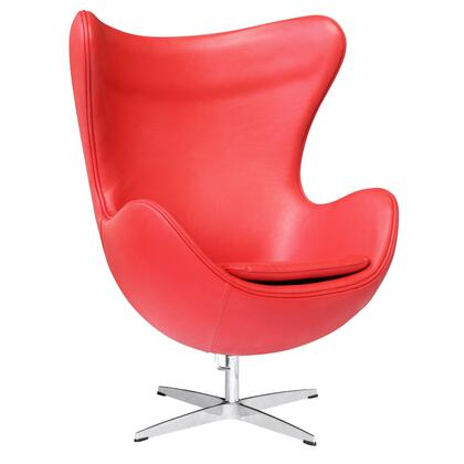 FMI1131-red Inner Chair Leather
