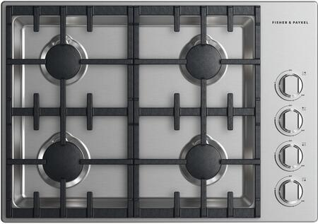 Fisher Paykel CDV2304NN Professional Series 30 Inch Cooktop