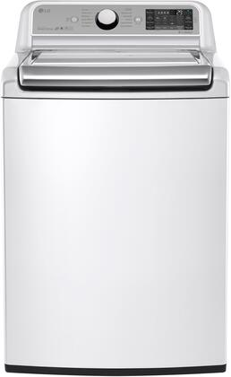 LG WT7500CW 5.2 Cu. Ft. White High Efficiency Top Load Washer