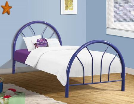Cs3009bl 79  Twin Hoop Bed  In