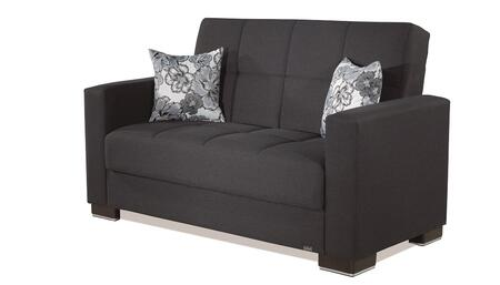 Armada Collection ARMADA LOVESEAT #11 DENIM DARK BLUE 11-440 65
