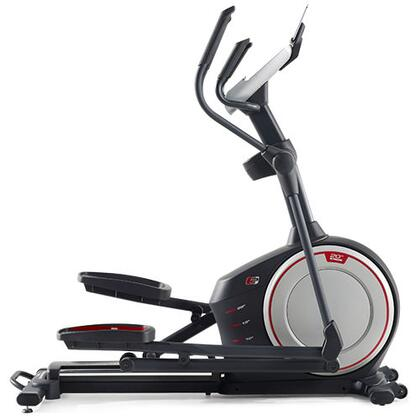 PFEL55914 Endurance 520 E iFit Compatible Elliptical with 18 Workout Apps and Resistance Levels  Heart Rate Monitor  iPod Music Port  USB Charging Station