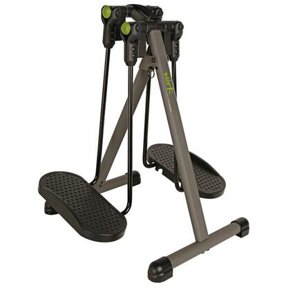 85-1000 WIRK Orbit Strider with Carrying Strap  Textured Foot Plates  Foldable Frame and Patented