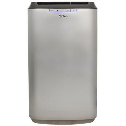 APAC120S 30 inch  High Portable Air Conditioner with 12000 Cooling BTU  Three Fan Speeds  Remote Control  Casters  Electronic Control Panel with Digital Display and
