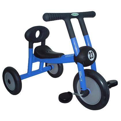 100-02 Blue Tricycle with 1 Seat and