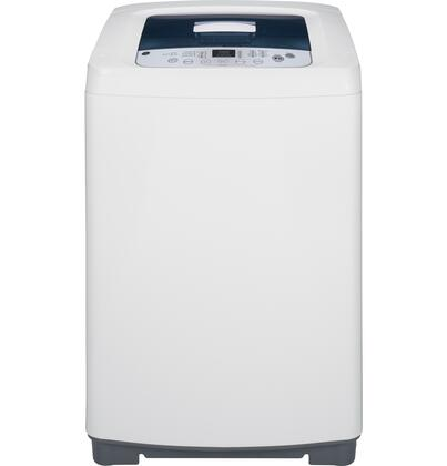 "WSLP1500HWW 23"""" Portable Top-Load Washing Machine with 2.6 cu. ft. Capacity  8 Wash Cycles  680 RPM  Stainless Steel Basket  One-Touch Load Sensing  and"" 382265"