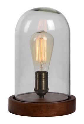 LPT636 Tesura Table Lamp in Natural