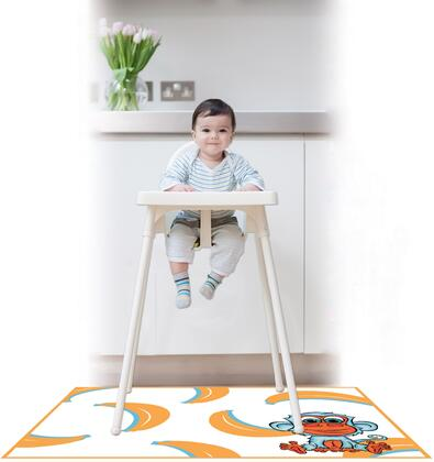 Click here for 7225 Monkey Highchair Splat Mats  36 x 48 x prices
