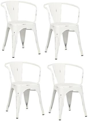 Trattoria Collection EM-113-DIS-WHI-X4 28.5