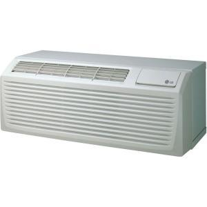 LP126HD3B 12 200 BTUs Packaged Terminal Air Conditioner with 265 Volt Heat Pump  11.9 EER  Auto Restart  and Energy Saver