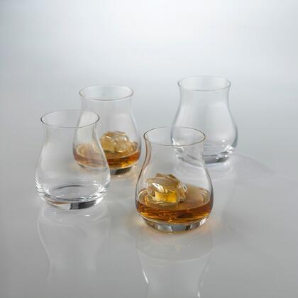 07811104 Glencairn Wide-Bowl Whisky Glasses(Set of