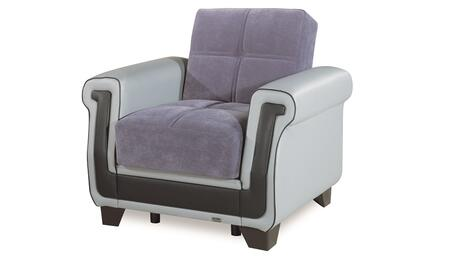 Proline Collection PROLINE ARM CHAIR GRAY 07-55 39