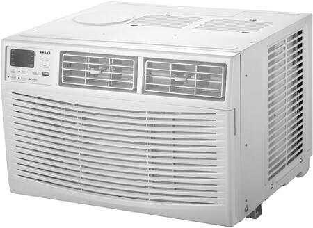 Amana 24,000 BTU 230V Window-Mounted Air Conditioner with Remote Control White