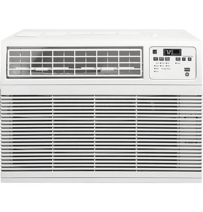 AHM15AY 27 Energy Star Qualified Window Air Conditioner with 15000 BTU Cooling Capacity  3 Fan Speeds  Timer  Remote Control and EZ Mount in