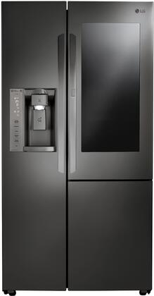 LG LSXC22396D 36 Inch Freestanding Counter Depth Side by Side Refrigerator