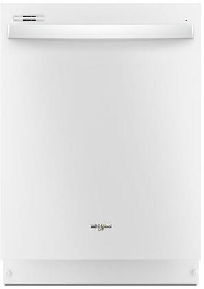 "Whirlpool 24"" Tall Tub Built-In Dishwasher White WDT710PAHW"