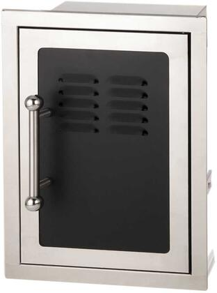 53820H-TSR Echelon Black Diamond Series Single Right Hinge Access Door with Liquid Propane Tank Tray and