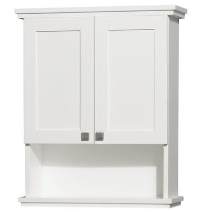 WCV8000WCWH 25 in. Wall Cabinet in