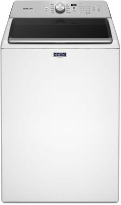 Maytag MVWB766FW 4.7 Cu. Ft. White Top Loading Washer