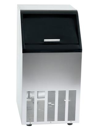 FS-65IM Automatic Ice Makers with 65 lbs. Ice Production Per Day  25 lbs. Ice Capacity  CFC-Free  in Stainless