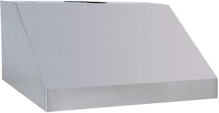 PLHC48300 48 inch  Pro Line High Capacity Wall-Mount Range Hood  in Stainless
