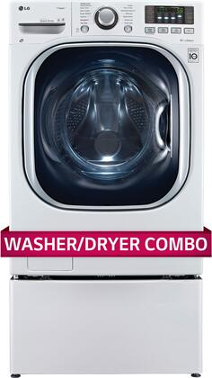 WM3997HWA Ventless 4.3 Cu. Ft. Capacity Steam Washer/Dryer Combination with 27