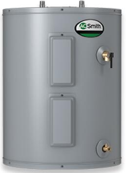 SMI ENLB-40 ProMax 38 Gallon Electric Blanketed Water Heater with Lowboy Top Connect
