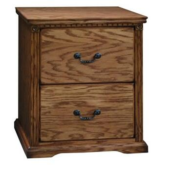 SD6806.RST Scottsdale 2 Drawer File Cabinet in