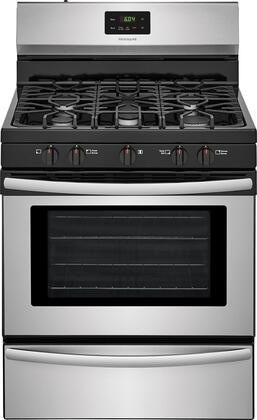 Frigidaire Freestanding Gas Range Stainless steel FFGF3052TS