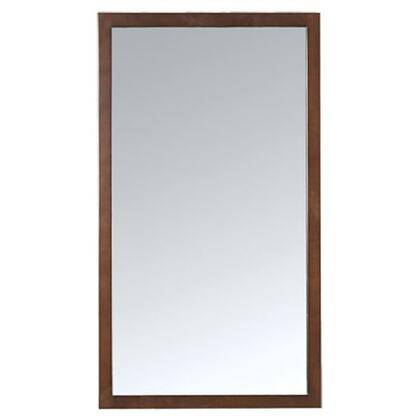 600118-F08 32 inch  Wood Framed Mirror: