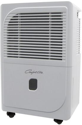 BHD-501-H Dehumidifier with 50 pt Daily Capacity  12.7 pt Bucket Capacity  Automatic Water Level Shut Off  Auto Restart  Slide-Out Filter  in
