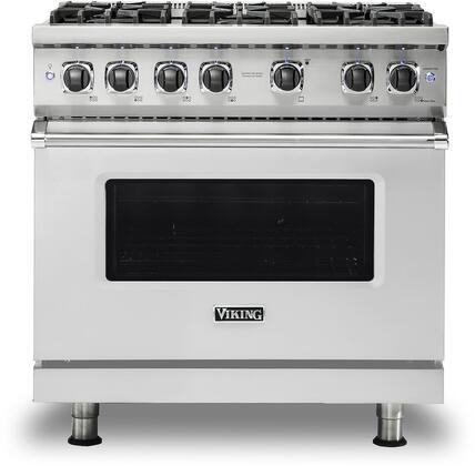 Viking VGR5366BSS Professional 5 Series Pro Style Gas Range