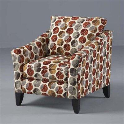 70227Poppy Horizon Collection Accent Chair: