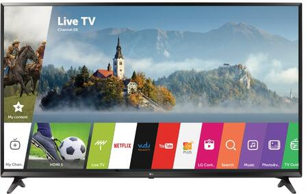 "LG 49UJ6300 49"" Class Smart UJ6300 Series LED 4K UHD HDR TV With webOS 3.5 