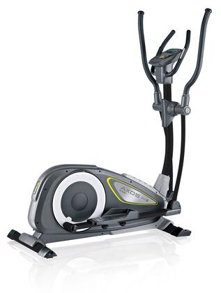 AXOS Cross P 7648-900 Elliptical Cross Trainer with 16 Resistance Levels  Hefty 30.5 lb. Flywheel  12 Programs with Adjustable Intensity Levels  Telemetric