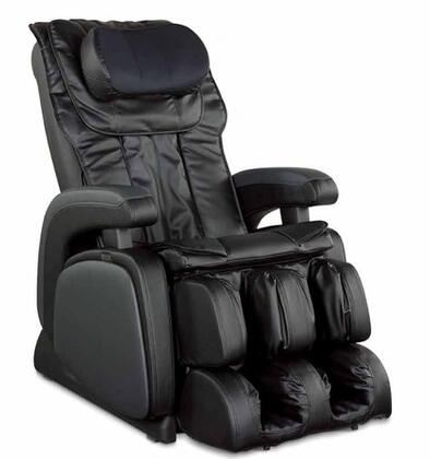 16028-BL Massage Chair with Zero Gravity  One Touch Power Recline  Heat Therapy  Five Pre-Programmed Massages and LED remote in