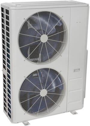 38MGRQ48E--3 Performance Series Minisplit Outdoor Unit for 5 Zones with 48000 BTU Cooling and 36000 BTU Heat Pump Capacity  230/208 Volts/50