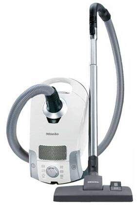Miele 41CAE035USA Compact C1 Pure Suction Canister Vacuum with a Compact Design  Airclean Sealed System and Airclean Filter  Vortex Adjustable Suction Motor