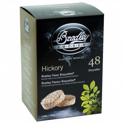 BTHC48 Hickory Flavor Bisquettes