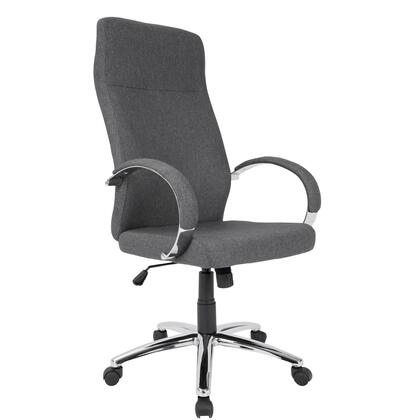 OFC-AC-AMB GY Ambassador Contemporary Office Chair in Grey